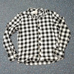 Sovereign code flannel shirt